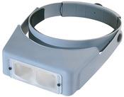 "Lensplate #4 Magnifies 2x At 10"" - OptiVISOR LX Binocular Magnifier"