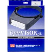 "Lensplate #7 Magnifies 2.75x At 6"" - OptiVISOR LX Binocular Magnifier"