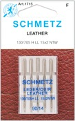 Size 14/90 5/Pkg - Leather Machine Needles