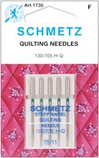Size 11/75 5/Pkg - Quilt Machine Needles