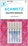 Sizes 11/75 (3) & 14/90 (20) - Quilt Machine Needles