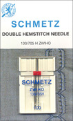 Size 16/100 1/Pkg - Double Hemstitch Machine Needle