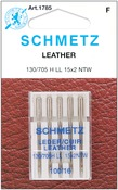 Size 16/100 5/Pkg - Leather Machine Needles