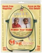 MagEyes Magnifier #5 & #7, Dark Green