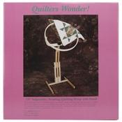 Quilter's Wonder Hoop & Floor Stand-