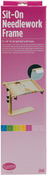 Sit - On Needlework Frame-