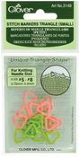 Sizes 5-8 16/Pkg - Triangle Stitch Markers Small