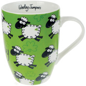 Wooley Jumper Tulip Mug-