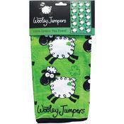 Woolley Jumper Single Tea Towel-