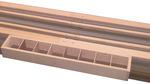 "17""X30""X45"" - Floor Standing Rug Hooking Frame"