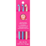Aluminum Crochet Hook Set