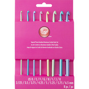 Aluminum Crochet Hook Set-