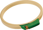 """4.75"""" - Plastic Embroidery Stitching Hoop"""