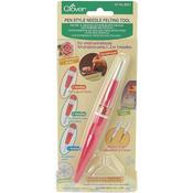 Pen Style Needle Felting Tool