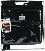 """12""""X12""""X9"""" Black - BagSmith's Famous Canvas Project Bag"""