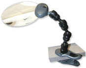 Attach - A - Mag Flexible Lighted Magnifier-