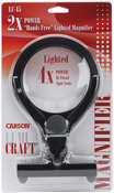 LumiCraft Hands - Free Lighted Magnifier-