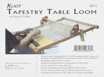 "Kliot Tapestry Loom 20"" Hard Wood"