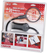 BoaMag LED Lighted Flexible Neck Magnifier-