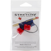 """Red - Stretchy Needle Keeper For 5"""" Double Point Needles"""