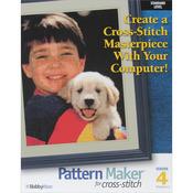 Version 4.0 - Pattern Maker Cross Stitch Software -Standard Version