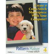 Version 4.0 - Pattern Maker Cross Stitch Software -Professional Version