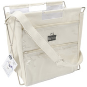 Bagsmith's Famous Canvas Project Bag, Natural