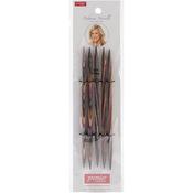 "Size 9/5.5mm - Deborah Norville Double Pointed Needles 6"""