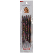 "Size 11/8.0mm - Deborah Norville Double Pointed Needles 6"""
