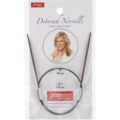 "Deborah Norville 16"" Fixed Circular Needles Set"
