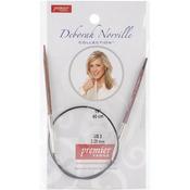 "Size 3/3.25mm - Deborah Norville Fixed Circular Needles 16"""