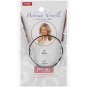"Size 4/3.5mm - Deborah Norville Fixed Circular Needles 16"""