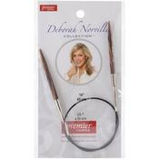 "Size 7/4.5mm - Deborah Norville Fixed Circular Needles 16"""