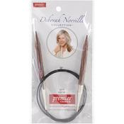 "Size 13/9mm - Deborah Norville Fixed Circular Needles 32"""