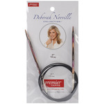"Size 7/4.5mm - Deborah Norville Fixed Circular Needles 47"""