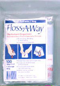 "Floss - A - Way Organizer-3""X5"" 100/Pkg"