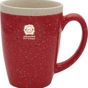 Red - Knit Happy Retreat Mug 16oz