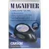 """LumiLoupe Ultra LED Lighted Magnifier 5.5""""X3.6""""X1.4""""-"""