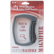 Lighted Magnifold Magnifier-