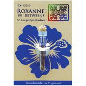 Size 9 50/Pkg - Roxanne Betweens Hand Needles