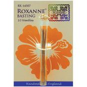 Size 7 10/Pkg - Roxanne Basting Hand Needles