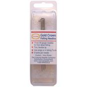 Size 38 Triangle - Gold Crown Felting Needles 3/Pkg
