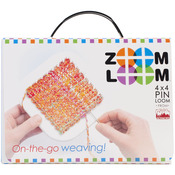 "Zoom Loom 4""X4"" Pin Loom From Schacht"