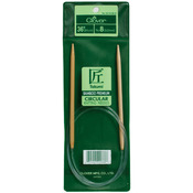 Size 4/3.5mm - Takumi Bamboo Circular Knitting Needles 36""