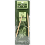 Size 9/5.5mm - Takumi Bamboo Circular Knitting Needles 36""