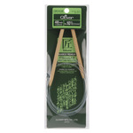 Size 10.5/6.5mm - Takumi Bamboo Circular Knitting Needles 48""