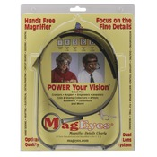 Full Circle/Double Lo - Black - MagEyes Magnifier