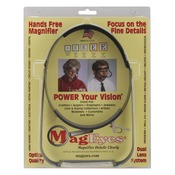 Full Circle/Double Hi - Black - MagEyes Magnifier