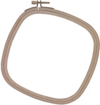 "Wood Embroidery Hoop 8""-"