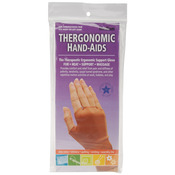 Medium - Thergonomic Hand-Aids Support Gloves 1 Pair